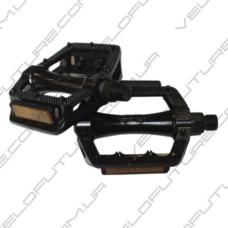 Педали алюминиевые FPD, модель 305 черные Тайвань7,5$